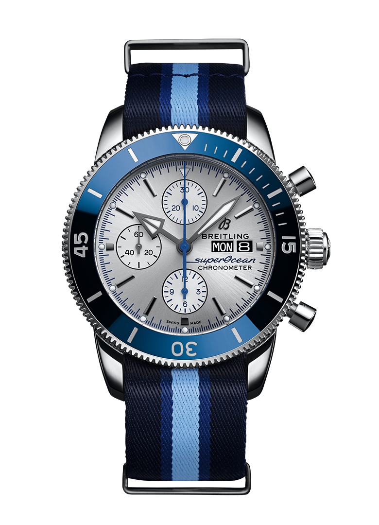 SUPEROCEAN HERITAGE II CHRONOGRAPH 44 OCEAN CONSERVANCY LIMITED EDITION